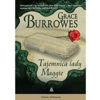 TAJEMNICA LADY MAGGIE (opr. miękka)