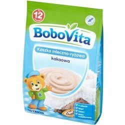 BoboVita Kaszka mleczno-ryżowa kakaowa po 12 miesiącu 230 g