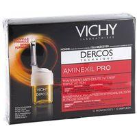 Vichy Dercos Aminexil Pro ampułki dla mężczyzn 12X6 ml