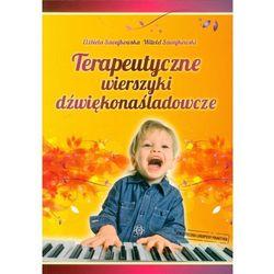 Terapeutyczne wierszyki dźwiękonaśladowcze (opr. broszurowa)
