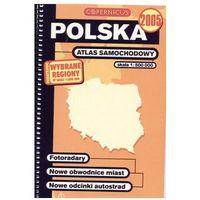 Polska. Atlas samochodowy