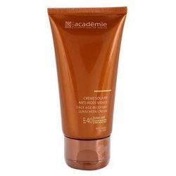 Academie Bronzécran krem do opalania przeciw starzeniu skóry SPF 40 + do każdego zamówienia upominek.