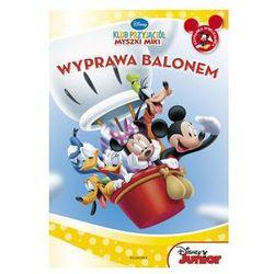 Klub przyjaciół Myszki Miki Wyprawa balonem Egmont