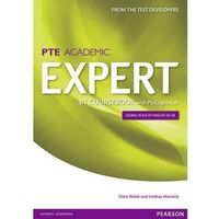 Expert Pearson Test of English Academic B1 Coursebook with MyLab Pack