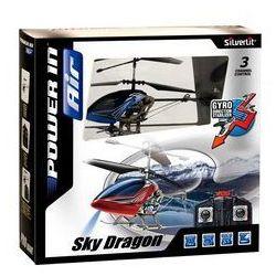 Helikopter zdalnie sterowany Silverlit Sky Dragon niebieski