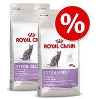 Dwupak Royal Canin Health - Sterilised 37, 2 x 10 kg