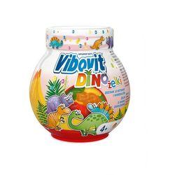 Vibovit Dino żelki 50 szt.