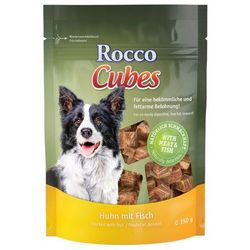 Rocco Cubes - Kaczka z rybą, 150 g