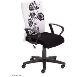 Nowy Styl Obrotowe krzesło biurowe ZOOM ETNO
