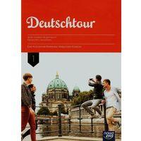 Deutschtour 1. Gimnazjum. Język niemiecki. Podręcznik z ćwiczeniami (opr. miękka)
