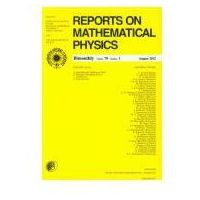 Reports on Mathematical Physics 80/2 2017 (opr. miękka)