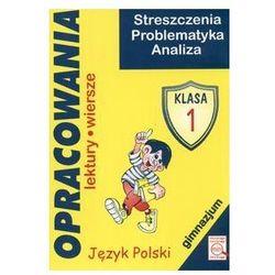 Język polski. Opracowania GIM 1 (z wersją mini) Greg