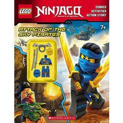Lego Ninjago Atak podniebnych piratów - Wysyłka od 3,99 (opr. miękka)