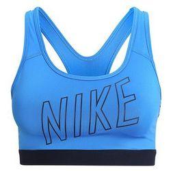 Nike Performance PRO CLASSIC Biustonosz sportowy light photo blue/obsidian
