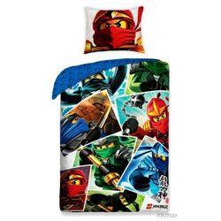Pościel Lego Ninjago 1062 Kai, Zane, Joy