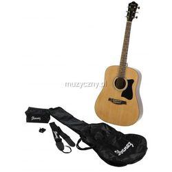 Ibanez V 50 NJP NT gitara akustyczna + pokrowiec Płacąc przelewem przesyłka gratis!