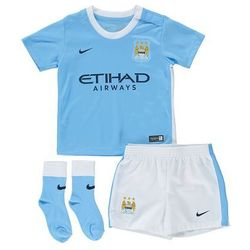 JMNC14: Manchester City - strój junior Nike