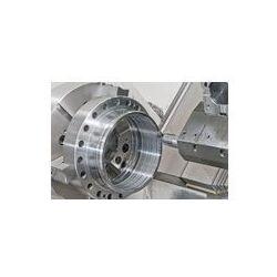 Foto naklejka samoprzylepna 100 x 100 cm - Kuter przemysłowych w pracy