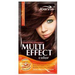 Joanna Multi Color, szampon koloryzujący w saszetce, 12 czekoladowy brąz