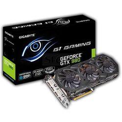 GeForce CUDA GTX980 4GB DDR5 256BIT 2DVI/HDMI/3DP BOX