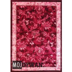 Dywan Pictures Dzika Orchidea różowy 140x190 prostokąt