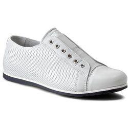 Sneakersy WOJAS - 6029-59 Biały