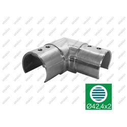 Kolano rury AISI 304,D42,4x1,5mm, 90°