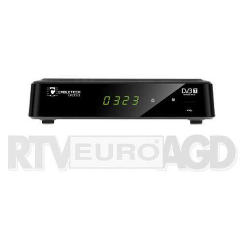 Cabletech DEKODER DVB-T2 HD USB HDMI SCART