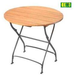 Stół ogrodowy okrągły 800mm