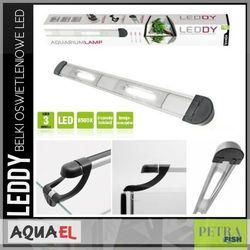 AQUAEL - Belka oświetleniowa LEDDY 390 (2 x 3W 6500 K) - Oświetlenie lampa led
