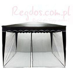 Moskitieria na pawilon ogrodowy namiot 3x3 m