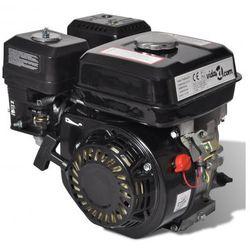 Czarny silnik benzynowy 4,8 kW Zapisz się do naszego Newslettera i odbierz voucher 20 PLN na zakupy w VidaXL!