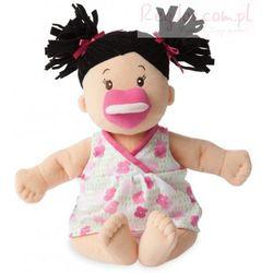 Lalka bobas brunetka ze smoczkiem, Manhattan Toy