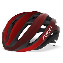 Giro Aether MIPS Kask rowerowy, mat bright red/dark red/black L | 59-63cm 2019 Kaski szosowe
