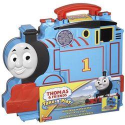 Fisher Price Tomek i przyjaciele Kolejowa walizeczka
