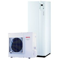 Pompa ciepła powietrze woda Extensa+ DUO 6 z zasobnikiem wody-do ogrzania powierzchni 60-100m2