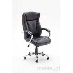Fotel biurowy VIP , ekoskóra w 3 kolorach - PRADO