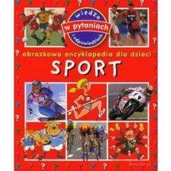 Sport Obrazkowa encyklopedia dla dzieci (opr. twarda)