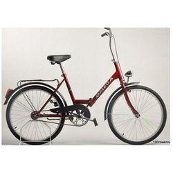 Rower składak Omega 24