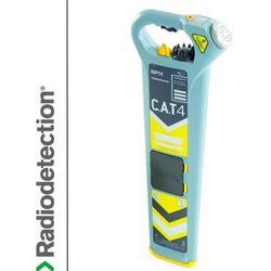 Wykrywacz instalacji podziemnych Radiodetection CAT4+