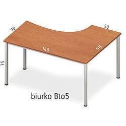 Biurko narożne Bto5