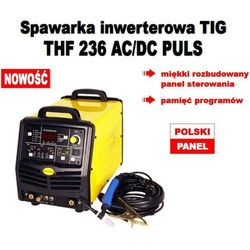 SPAWARKA INWERTER TIG THF 236 AC/DC PULS