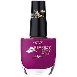 Astor Perfect Stay Gel Shine 12ml W Lakier do paznokci 118 Charming Pink