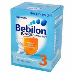 Bebilon Junior 3 z Pronutra+ mleko modyfikowane od 1 roku proszek 1200g