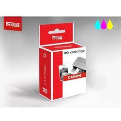 IC+ Głowica Canon CL-41 Color 15ml - CN zamiennik - - Pixma iP1200/ iP1300/ iP1600/ iP1700/ iP1800/ iP1900