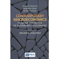 Contemporary macroeconomics from the perspective of sustainable development (opr. twarda)