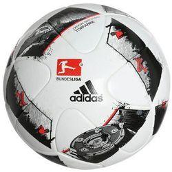 adidas Performance DFL OMB Piłka do piłki nożnej white/black/solar red