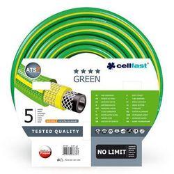 Wąż Cellfast GREEN ATS 5 warstw 5/8 cala 25m