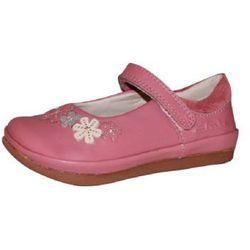 CLARKS Girls Baleriny ELZA LILY pink