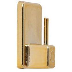 Wieszaki samoprzylepne wieszaki samoprzylepne 4 szt, złoty